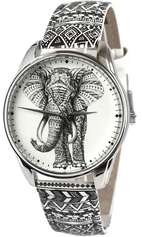 Наручные часы ZIZ Арт Слон орнамент