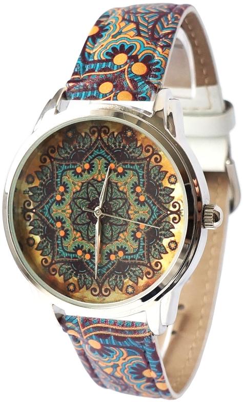 Наручные часы ZIZ Арт Золотые узоры