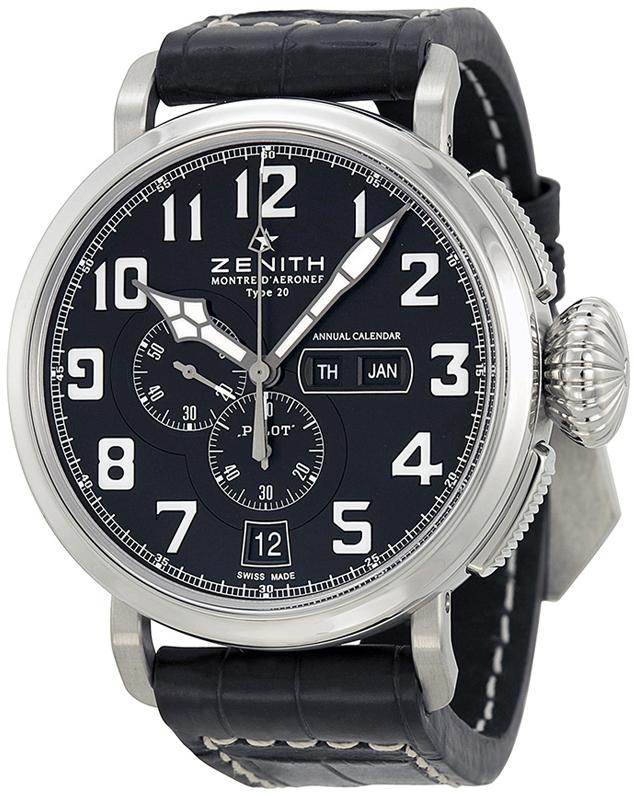 Наручные часы Zenith Pilot Montre dAeronef Type 20 03.2430.4054/21.C721