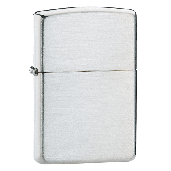 Зажигалки Zippo Brushed Sterling Silver Zp13