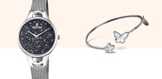 К женским часам Festina - подарок фирменный браслет Festina