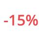 Всем студентам скидки -15%